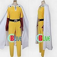 ●●サイズ選択可●●L0780LZL コスプレ衣装 ワンパンマン サイタマ ハゲマント 女性XLサイズ