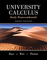 University Calculus: Early Transcendentals (3rd Edition)【洋書】 [並行輸入品]
