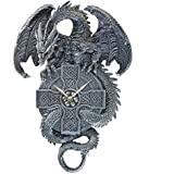 The Celtic Timekeeper Sculptural Dragon