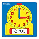 Learning Resources Write-On/Wipe Off Demo Clock