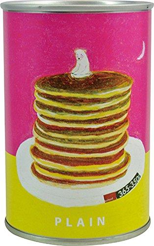 マーズ 2コ入り パン缶 柴田ケイコ しろくまとパンケーキ メープル