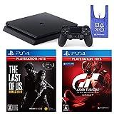 PlayStation 4 + The Last of Us Remastered + グランツーリスモSPORT + オリジナルデザインエコバッグ セット (ジェット・ブラック) (CUH-2200AB01) 【CEROレーティング「Z」】