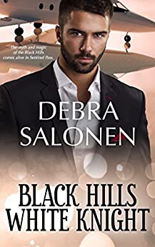 Black Hills White Knight: a Hollywood-meets-the-real-wild-west contemporary romance series (Black Hills Rendezvous Book 7) by [Salonen, Debra]