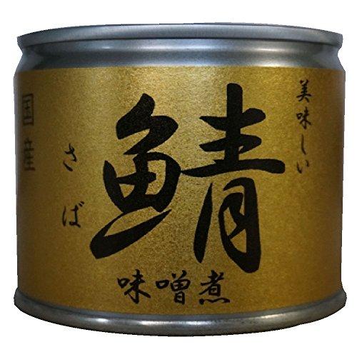 伊藤食品 美味しい鯖味噌煮 24缶