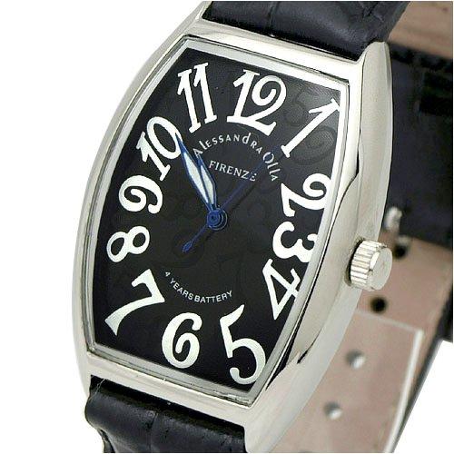 [アレサンドラオーラ]Alessandra Olla 腕時計 クォーツ式 AO-4550-2 メンズ