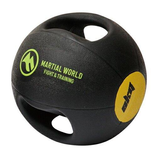 [マーシャルワールド] メディシンボール ダブルグリップタイプ 6kg MB6