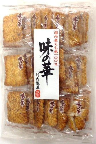 竹内製菓 味の華 18枚入 12袋