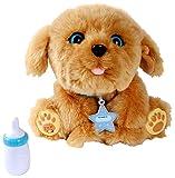 [並行輸入品] リトルライブペットスナッグのGLESマイドリーム子犬プレイセット/Little Live Pets Snuggles My Dream Puppy Playset