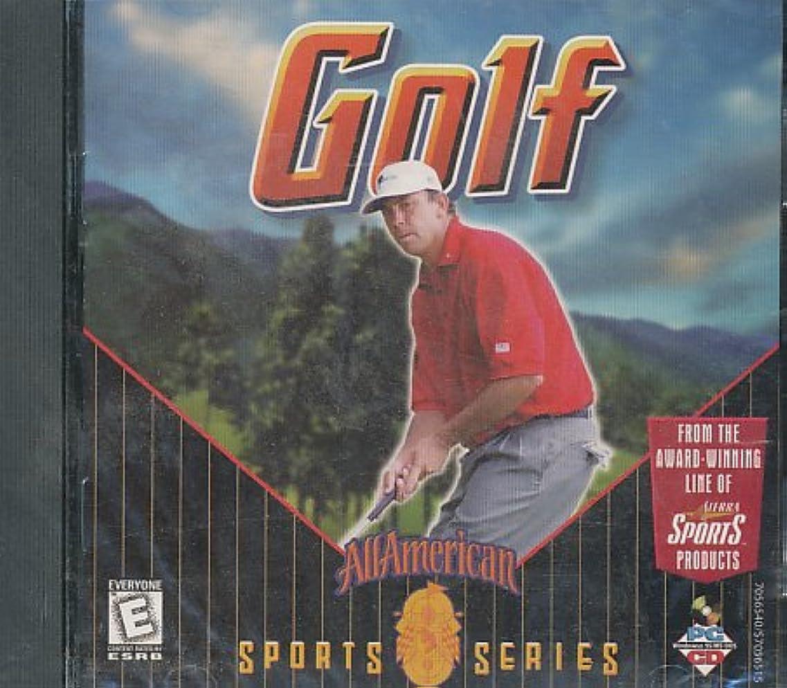 ペッカディロはしご共産主義者All American Sports Series Golf (輸入版)