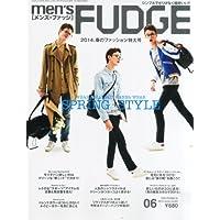 men's FUDGE (メンズファッジ) 2014年 06月号