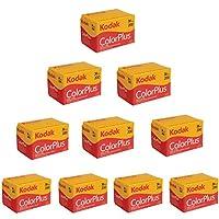 10 Rolls Of Kodak colorplus 200 asa 36 exposure by Kodak