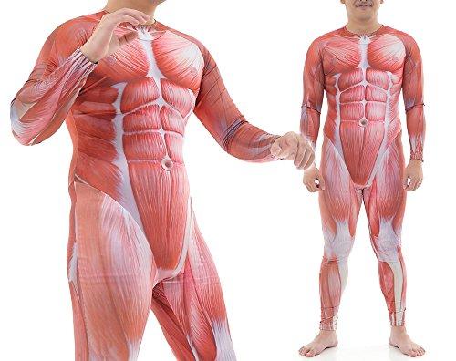 monoii 人体模型 全身 タイツ コスプレ 衣装 コスチューム 508