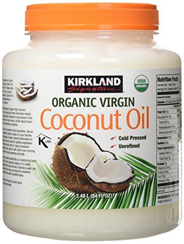 カークランド オーガニック ココナッツオイル 2269g 正規品