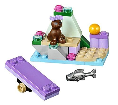 レゴ フレンズ アザラシとシーサイド 41047