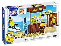 Mega Bloks Despicable Me Beach Day [並行輸入品]