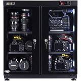 HOKUTO 防湿庫・ドライボックス HPシリーズ135L 5年保証 カメラやレンズカビ対策 (135L全自動)