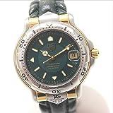 (タグホイヤー)TAG HEUER WH5153-K1 クロノメーター 6000シリーズ デイト 腕時計 SS/革 メンズ 中古