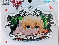 セクシー Fate Grand Order赤セイバー 指さしポーズアクリル プレート キーホルダー コレクション 少女 萌え グッズ