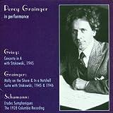 Percy Grainger in Performance by Percy Grainger 画像