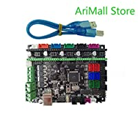 Mustwell 3D printer board MKS Gen L V1.0 controller Compatible Ramps1.4 Marlin firmware new