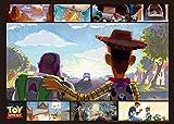 Amazon.co.jp300ピース ジグソーパズル トイ・ストーリー たくさんの想い出(30.5x43cm)