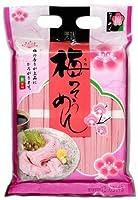 谷貝食品 梅そうめん 560g(80g×7束)