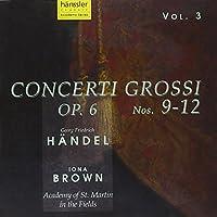 Handel;Concerti Grossi 9