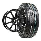 NEXEN(ネクセン) サマータイヤ&ホイール CP672 235/50R18 Advanti(アドバンティ) 18インチ 4本セット