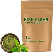 HIGH CLEAR ウェイトダウンマッハ 本格抹茶 1kg (40食分)