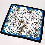 ゾンビボールスカーフ「カード」 I7001B