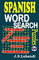 Spanish word search puzzles (Spanish Word Search Puzzles 3)