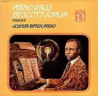 Piano Rags By Scott Joplin Volume II