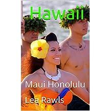 Hawaii: Maui Honolulu (Photo Book Book 13) (English Edition)