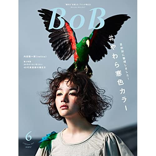 月刊BOB 2017年6月号
