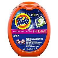 Tide Pods 3 in 1 液体洗剤パック