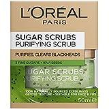 L'OREAL PARIS Sugar Scrubs Purifying Face Scrub