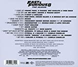FAST & FURIOUS 8: THE ALBUM 画像