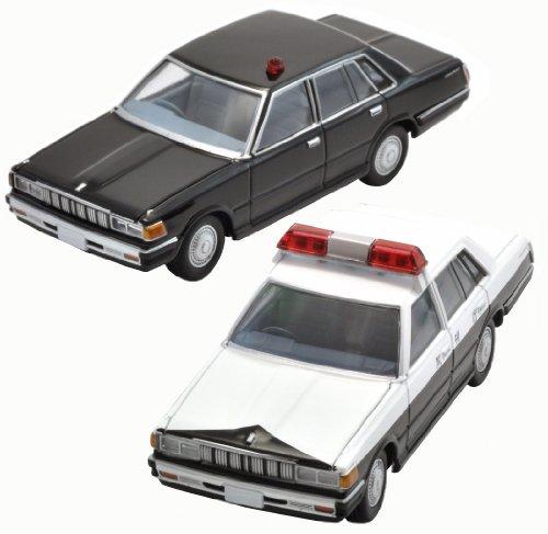 トミカリミテッド ヴィンテージ NEO 西部警察02 セドリック430型2台セット