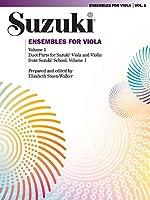 Suzuki: Ensembles for Viola (Suzuki Viola School)