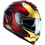 HJC(エイチジェイシー)バイクヘルメット フルフェイス M(57-58) IS-17 アイアンマン HJH107 HJH107
