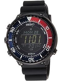 [プロスペックス]PROSPEX 腕時計 PROSPEX LOWERCASEプロデュース フィールドマスター ソーラー デジタル SBEP003 メンズ