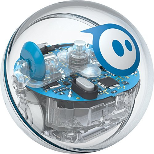 子どもでもプログラミングできるロボティックボールSphero 新バージョン SPRK+ 水中移動も可能! [並行輸入品]