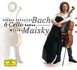 バッハ:無伴奏チェロ組曲全曲 - マイスキー(ミッシャ)