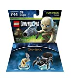 Lord Of The Rings Gollum Fun Pack - LEGO Dimensions by Warner Home Video - Games [並行輸入品]
