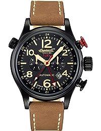 Ingersoll(インガーソル) 腕時計 Lawrence 自動巻き(手巻き)メンズ IN3218BBK [並行輸入品]