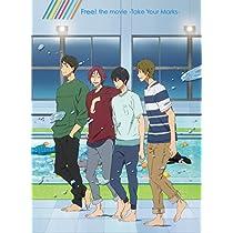 特別版 Free! -Take Your Marks-Blu-ray【台本付数量限定版】