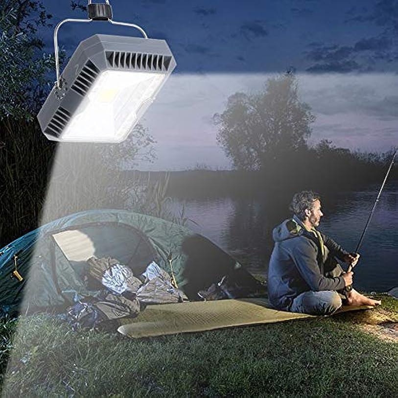 冷ややかな代表明確なGalapara 携帯用太陽キャンプのランタンのテントライト, LEDランタン 懐中電灯100-350lm 800 mAh 5W USB充電式 小型で軽量 3点灯モード IP65防水アウトドア/キャンプ/防災用品