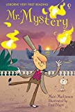 Mr. Mystery (1.0 Very First Reading)