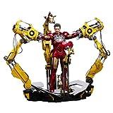 ムービー・マスターピース アイアンマン2 1/6スケールフィギュア パワードスーツ装着機 (フィギュア付き)