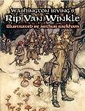 Washington Irving's Rip Van Winkle (Dover Fine Art, History of Art)